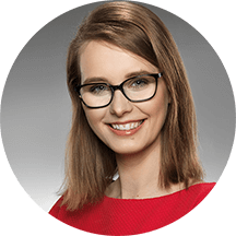 Daria Domagala, Head Teacher at FluentBe